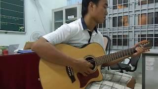 Phượng buồn- guitar cover