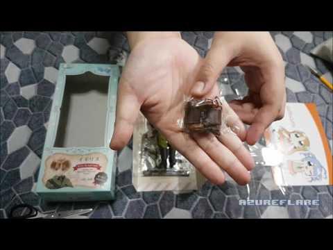 Hetalia - England Azone Doll UNBOXING [APH]