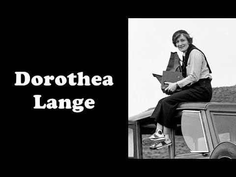 History Brief: Dorothea Lange