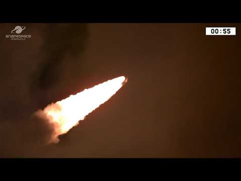 NASA Launches GOLD Mission