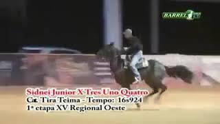 Gambar cover Sidney Junior x Tres Uno Quatro