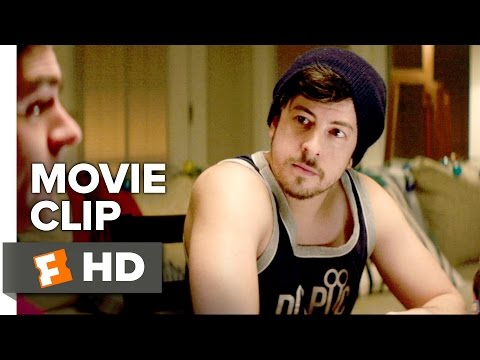 Neighbors 2: Sorority Rising Movie CLIP - Poker Game (2016) - Zac Efron Movie HD