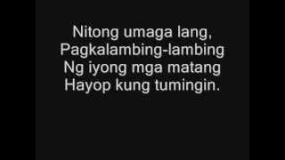 Repeat youtube video Kisapmata- Daniel Padilla