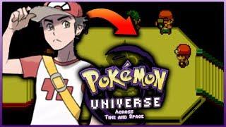 Pokemon Universe Part 1 - CRAZIEST POKEMON OPENING EVER?! Pokemon Fan Game Showcase
