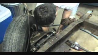 Quick-Truckbuilders: '65 Chevy C-10 Truck Project - Step 9
