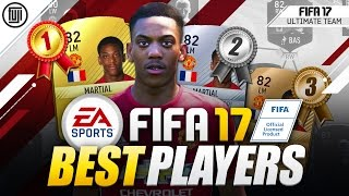 FIFA 17 THE BEST PLAYERS I'VE USED!!! - FIFA 17 Ultimate Team