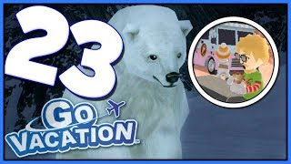 Go Vacation Part 23 Snow Day + Polar Bears (Nintendo Switch)