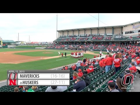 Baseball Highlights: Omaha at Nebraska