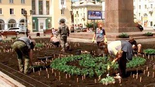 видео Цветы ангарск