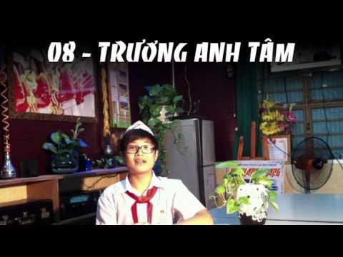 Clip Ứng Cử Ban Chỉ Huy Liên đội Võ Thành Trang năm học 2012 - 2013
