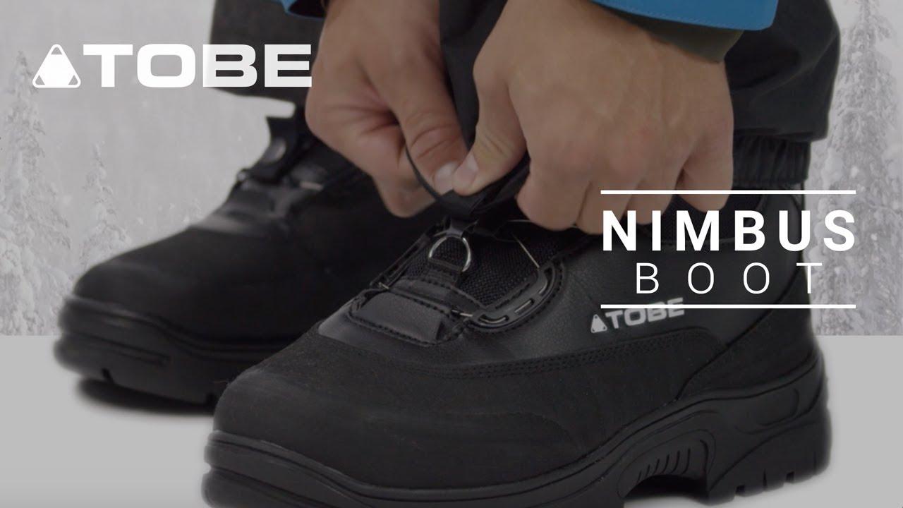 Jet Black - Size 7 Tobe Nimbus Boot