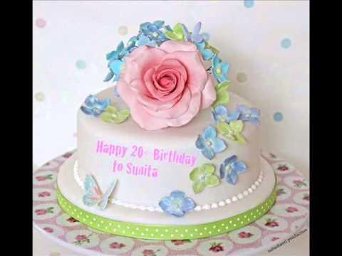 Happy Birthday Sunita Cake