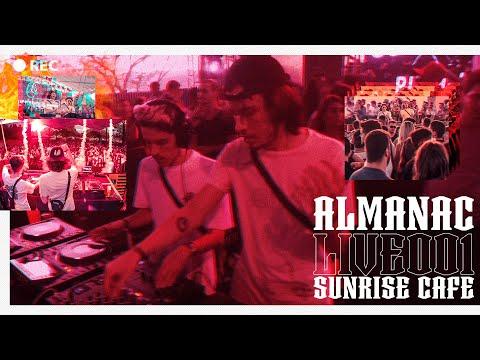 Almanac Live 001 @ Sunrise Cafe