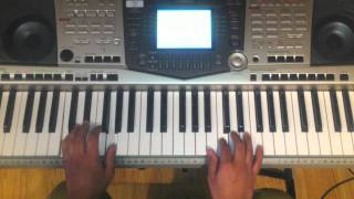 Ko Tamil Movie 2011 - Ennamo Yedho Piano Tutorial with chords (1st verse)