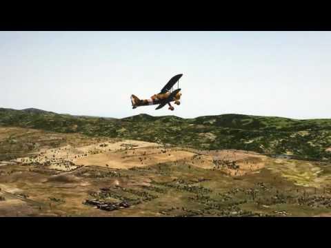 Fiat CR 42 Falco