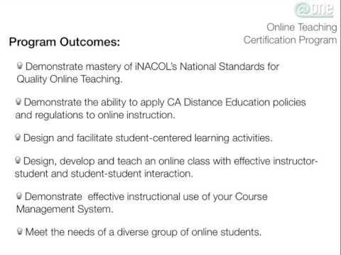 texas online teaching certification -