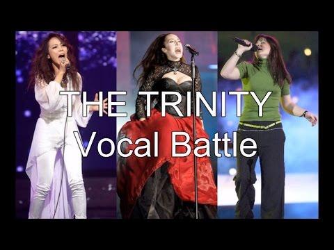 Sohyang vs Monica vs Vanessa (Full Live Vocal Battle)