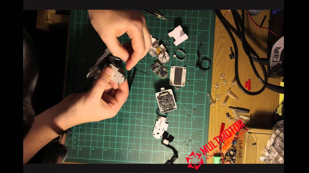 Замена квадрокоптера защита подвеса пластиковая к беспилотнику phantom