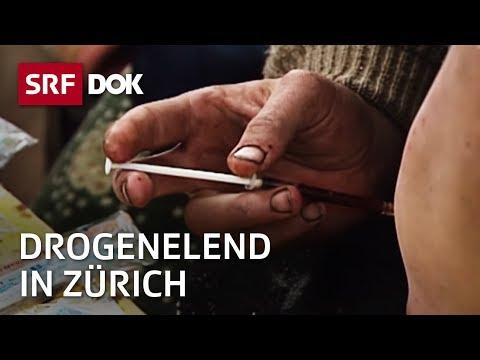 Zürich Junkietown – Die Drogenszene am Platzspitz und Letten | Doku | SRF DOK