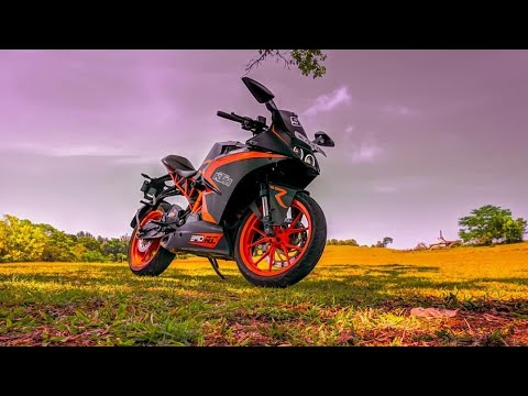 Ktm Rc 390 | Riding it first time | |Sharing some Pros And Cons of this bike| Aku Vlogs 📸