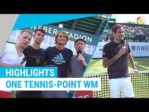 Die Highlights der One-Tennis-Point WM | Impressionen | myTennis