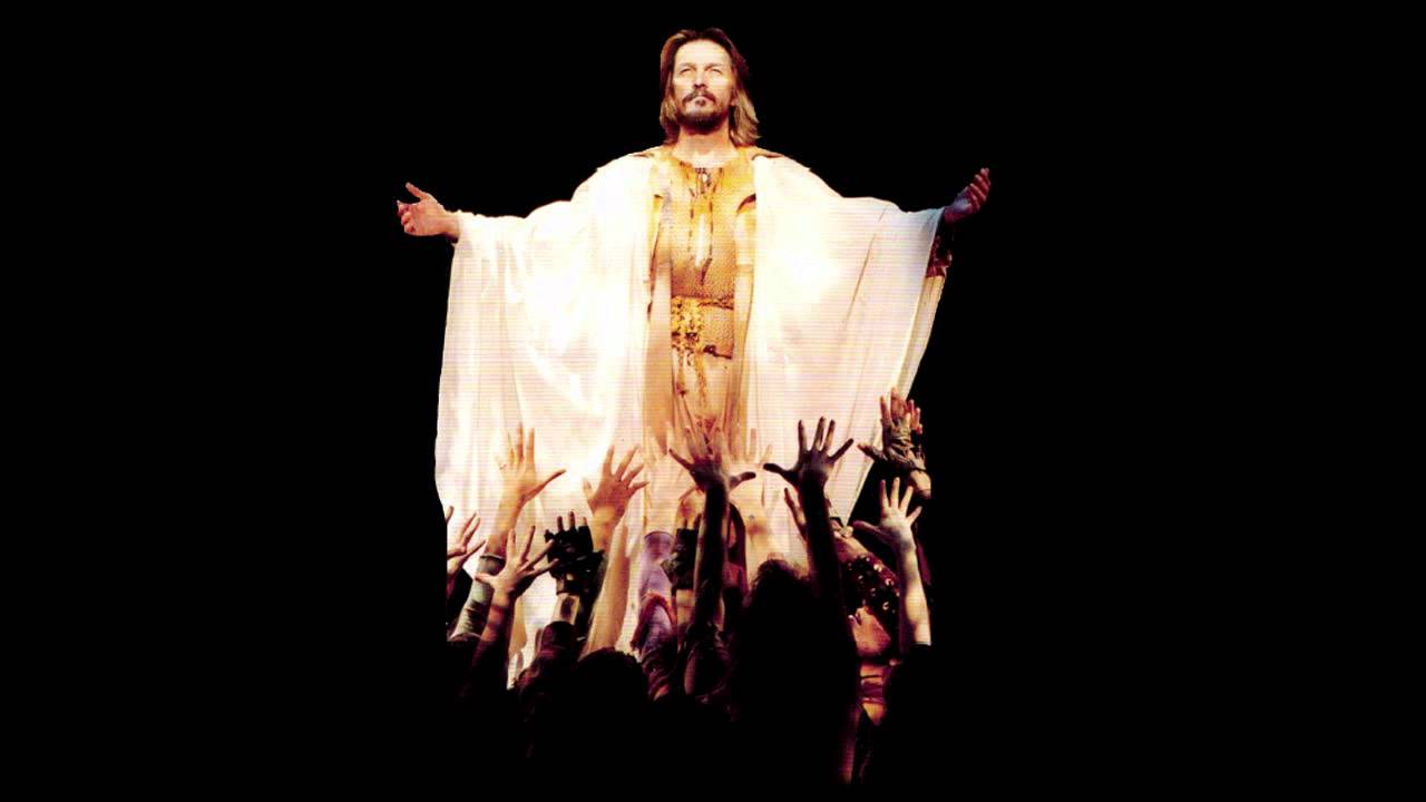 ted neeley gethsemane