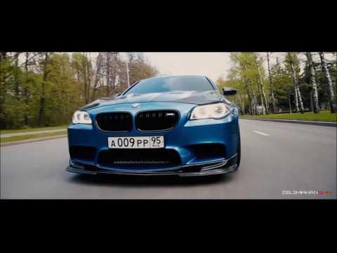 BMW F10 M5 Crazy Driving