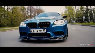 BMW F10 M5 Crazy Driving