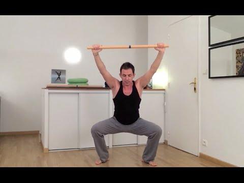 OCRPilates - Séance de Pilates debout