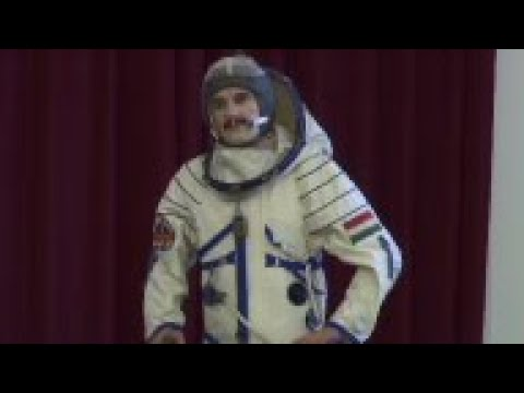 Anniversary conference for Hungary's first cosmonaut