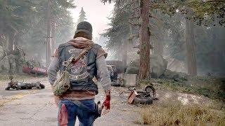 Days Gone — Выживание и открытый мир! Геймплей 7 минут! E3 2017 (4K)