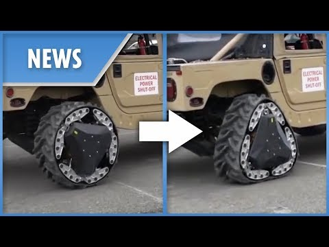 US Military's latest technology 2018