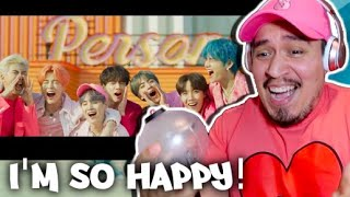 BTS Boy With Luv feat. Halsey REACTION
