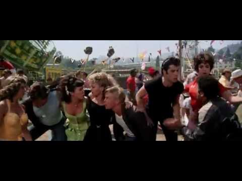 Grease (1978) - We Go Together