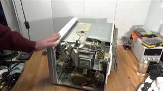 ремонтируем микроволновку Samsung
