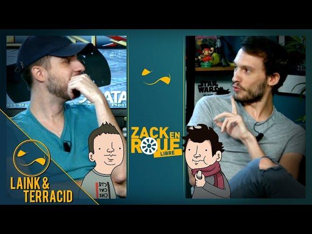 Le parcours de Laink & Terracid - Zack en roue libre #4