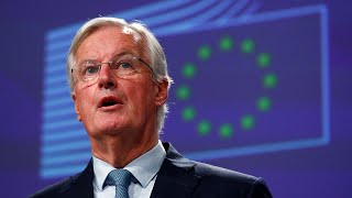 Watch again: Chief EU negotiator Michel Barnier makes statement on Brexit deal