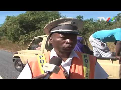 Automobilista mata e foge em Nampula thumbnail