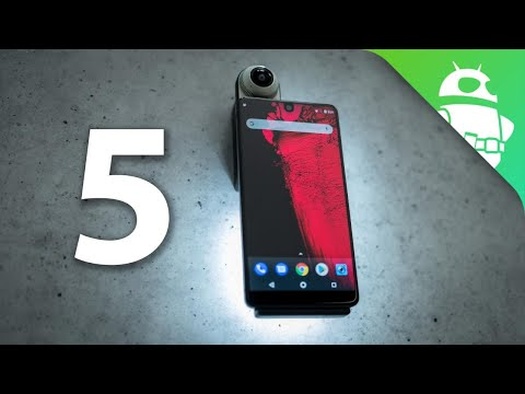 Thumbnail: Top 5 Features of the Essential Phone