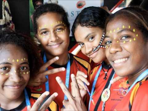 Melanesia (Papua New Guinea) - YouTube