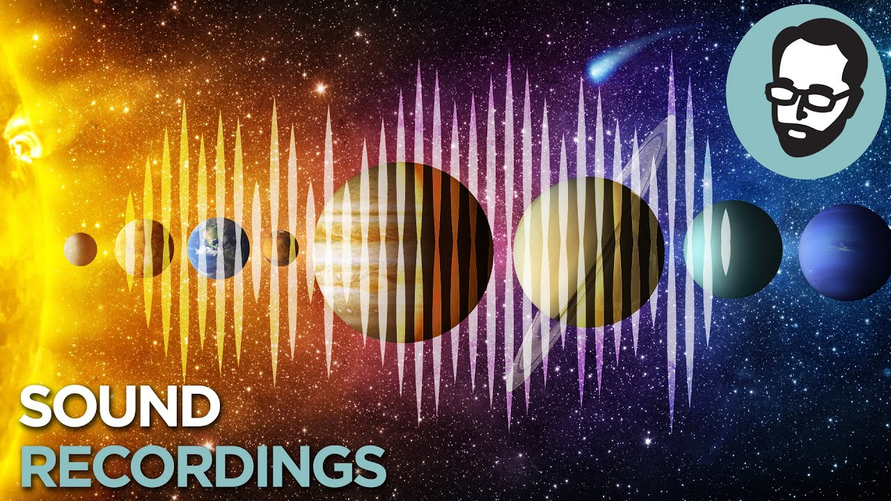 Actual Sounds Recorded From Around The Solar System | Answers With Joe