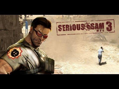 Игру Сириус Сэм 4 Прохождение