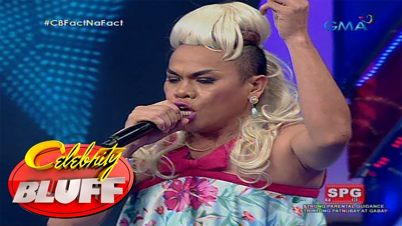Celebrity Bluff: Super Tekla, very good sa vocalization