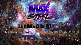 Max Steel La Dimensión Del Caos - Teaser
