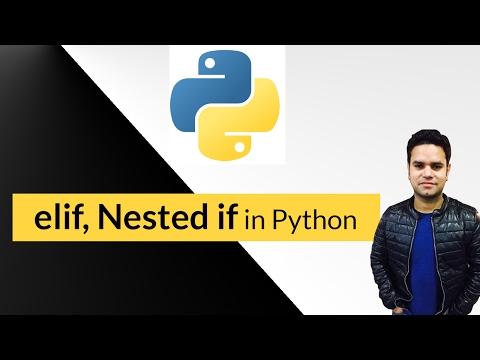 python tutorials for beginners in hindi - 12 - elif  in python