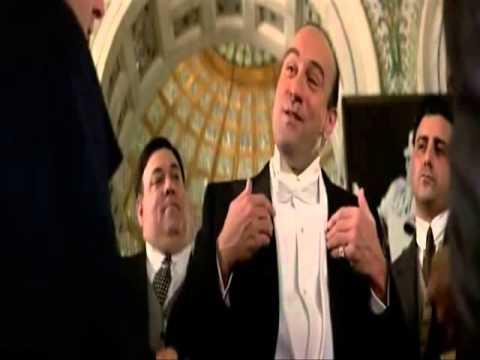 Los Intocables de Eliot Ness -  Al Capone Prensa