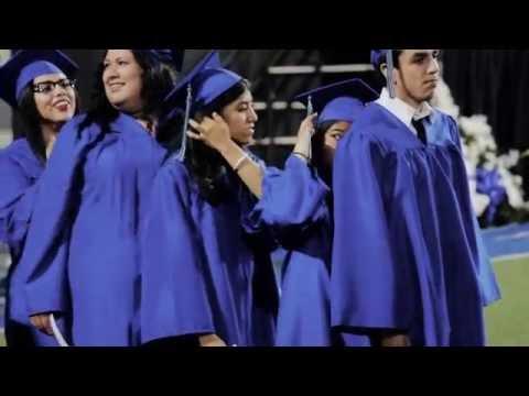 Century High School Graduation Commencement Ceremony 2015