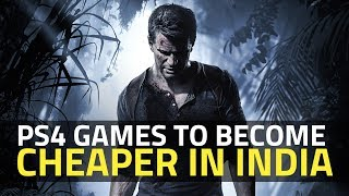 PS4 Games to Become Cheaper in India | We List Out All the Games