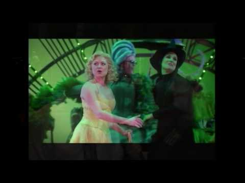 Wicked The Musical -  A Behind The Scenes Look!