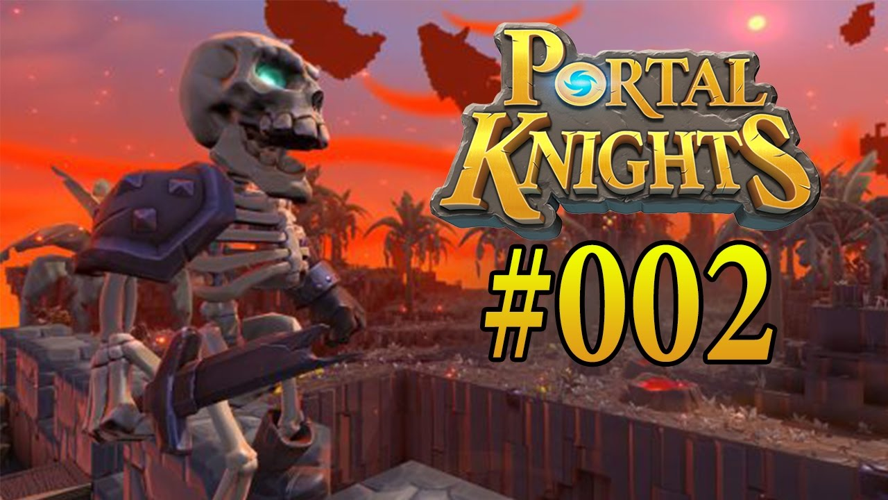 Portal Knights Ps4 Part 2 Finken Fort Neues Haustier Let S